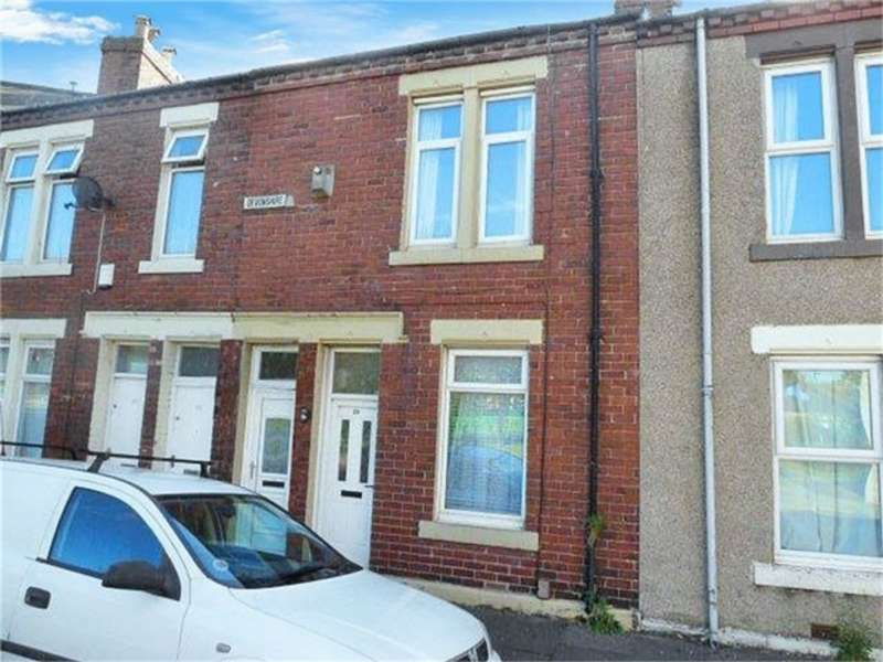 2 Bedrooms Flat for sale in Devonshire Street, South Shields, Tyne and Wear