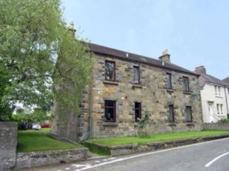 1 Bedroom Flat for sale in Crow Road, Lennoxtown, Glasgow, East Dunbartonshire