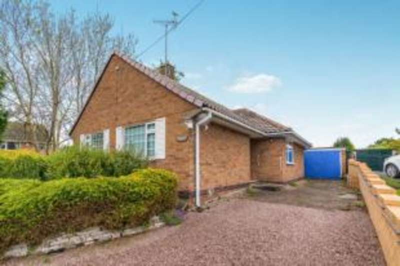 3 Bedrooms Bungalow for sale in Doxey, Stafford, Staffordshire