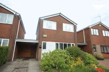 3 Bedrooms Detached House for sale in ROWAN CLOSE, Rooley Moor, Rochdale, OL12 7JL