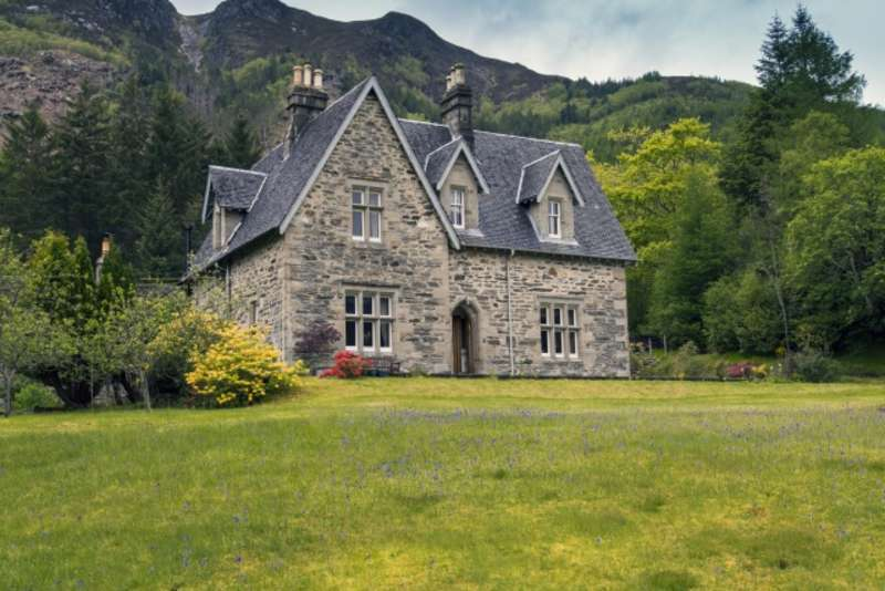 4 Bedrooms Detached House for sale in St Johns, West Laroch, Ballachulish, Highland, PH49 4JP