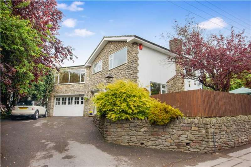 4 Bedrooms Detached House for sale in Lower Hanham Road, Hanham, BRISTOL, BS15 8HH