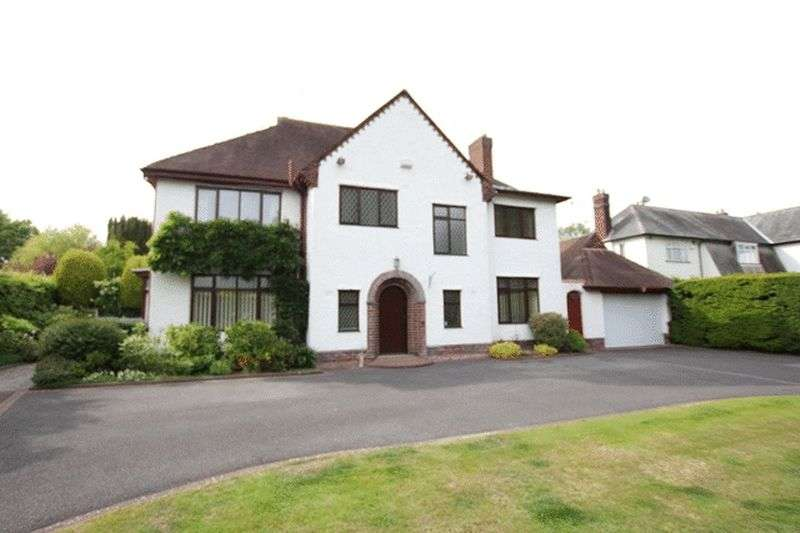 4 Bedrooms Detached House for sale in Croft Drive East, Caldy, Wirral