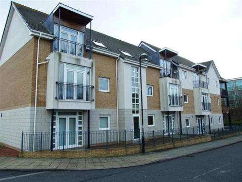1 Bedroom Apartment Flat for sale in Brandling Court, Hackworth Way, North Shields, NE29 6WT