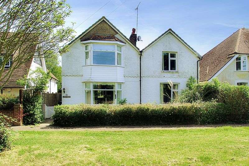 5 Bedrooms Detached House for sale in Links Avenue, Bognor Regis PO22