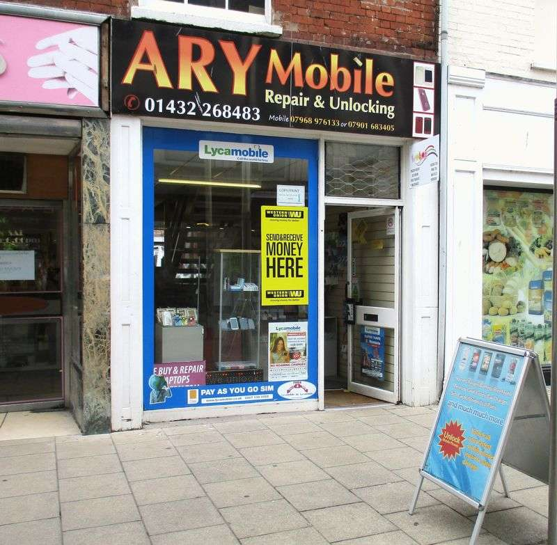 Property for sale in ARY Mobile Repairs & Frozen Yogurt Shop