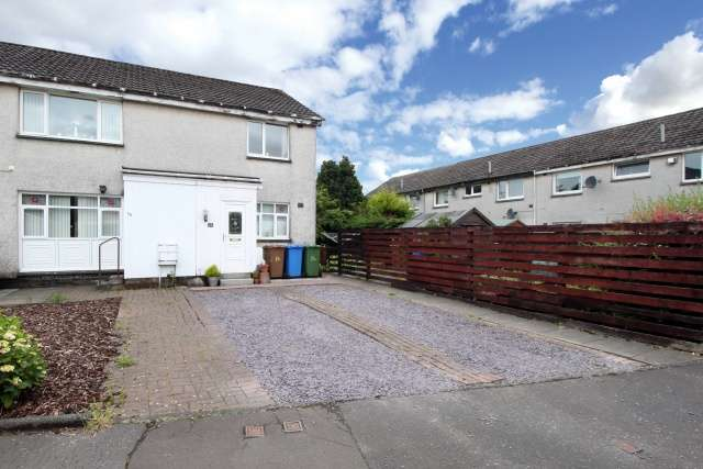 2 Bedrooms Flat for sale in The Cleaves, Tullibody, Tullibody, Clackmannanshire, FK10 2XD