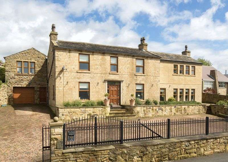 5 Bedrooms Property for sale in Moor Top House, Hartshead Village