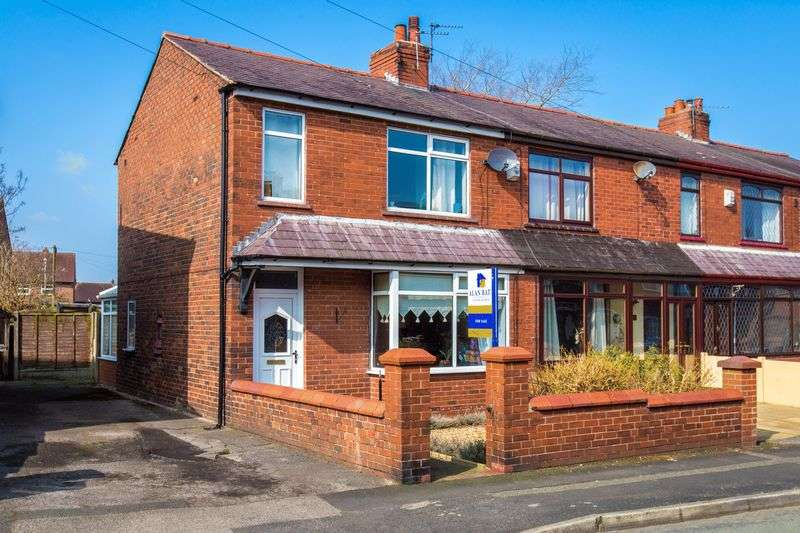 2 Bedrooms Terraced House for sale in Prescott Lane, Wigan