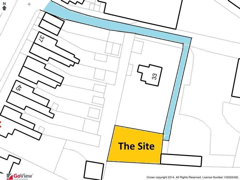 Property for sale in Land off Boston Road, Spilsby