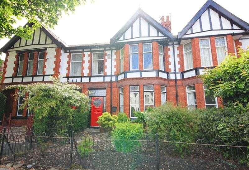 5 Bedrooms Terraced House for sale in Mersey Road, Aigburth, Liverpool, L17
