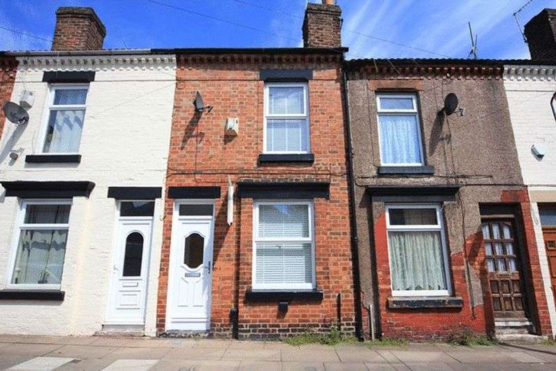 2 Bedrooms Terraced House for sale in Vale Road, Liverpool, L25 7RY