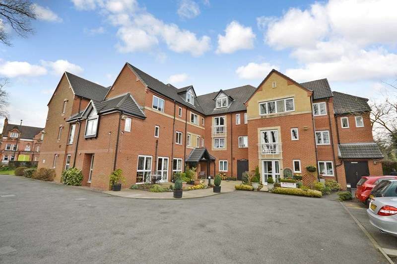 2 Bedrooms Retirement Property for sale in Sorrento Court, Birmingham, B13 9HB
