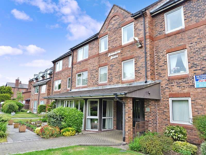 1 Bedroom Retirement Property for sale in Homedove House, Blundellsands, L23 8XB