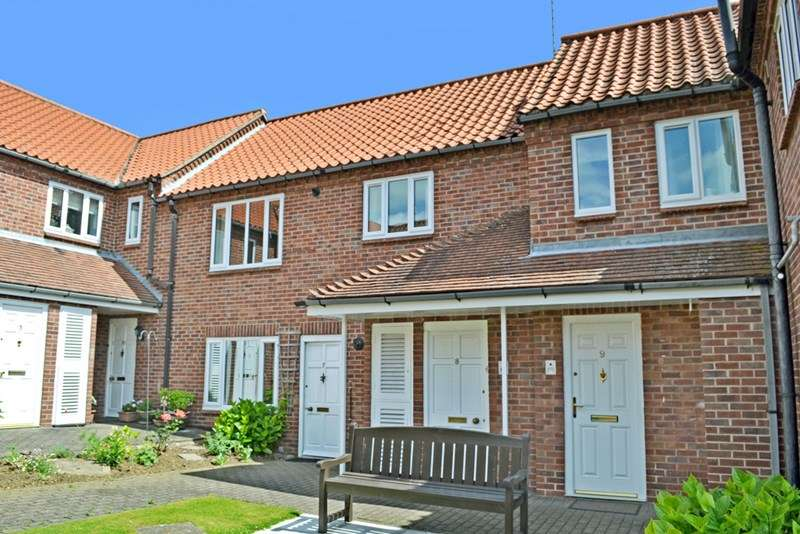 1 Bedroom Retirement Property for sale in Premier Court, Grantham, NG31 8FD