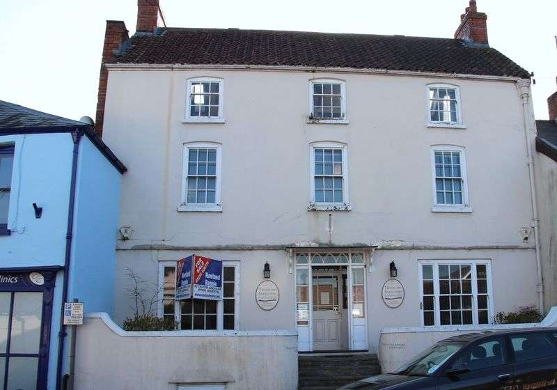 Property for sale in Upper Church Street, Chepstow, Monmouthshire