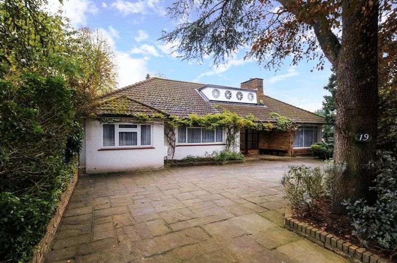 4 Bedrooms Detached Bungalow for sale in Fallowfield, Stanmore