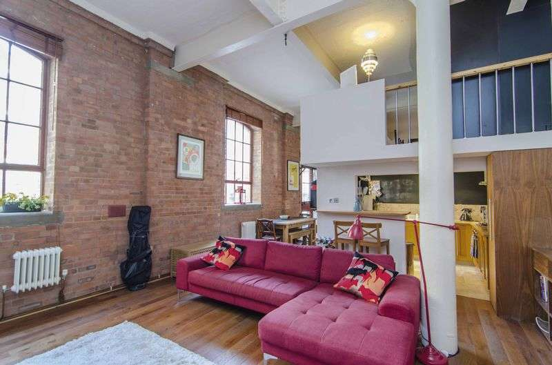 1 Bedroom Flat for sale in 45 Morris Road, London, E14