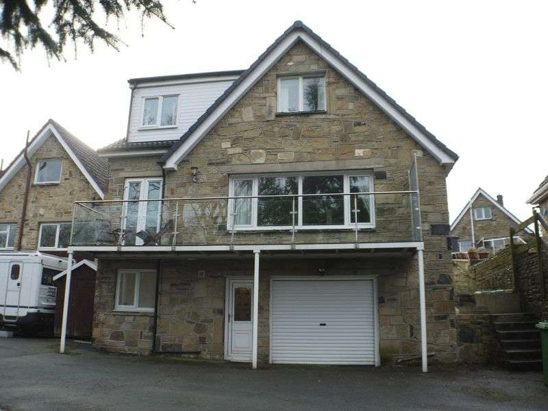 4 Bedrooms Detached House for sale in Riley Park, Kirkburton, Huddersfield, HD8