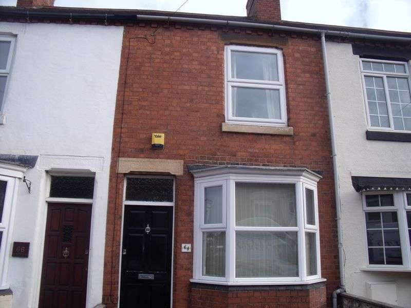 2 Bedrooms Terraced House for sale in 2 Bedroom House,Tamworth Road, Tamworth