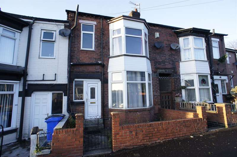 3 Bedrooms Terraced House for sale in Hinde House Lane, Page Hall, Sheffield, S4 8GZ