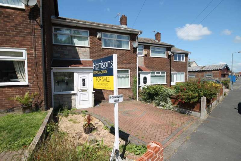 3 Bedrooms Town House for sale in Heathfield Drive, Morris Green, Bolton.
