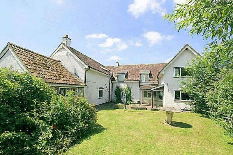 4 Bedrooms Detached House for sale in Rodley, Westbury-On-Severn