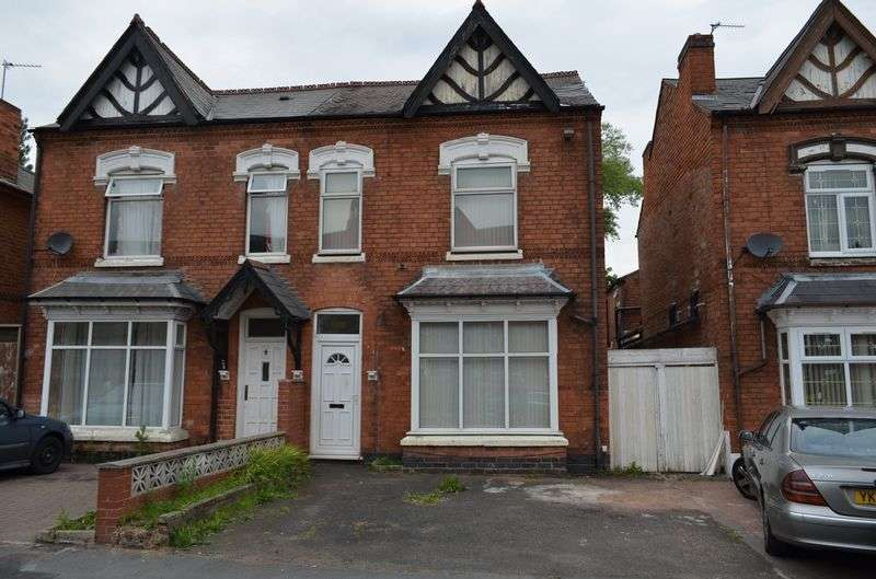 5 Bedrooms Semi Detached House for sale in City Road, Edgbaston