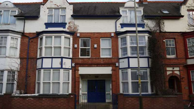 1 Bedroom Flat for sale in Fosse Road South, Leicester
