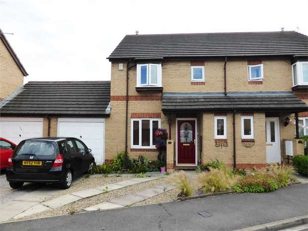 3 Bedrooms Semi Detached House for sale in Harewood Crescent, Stockton-on-Tees, Durham