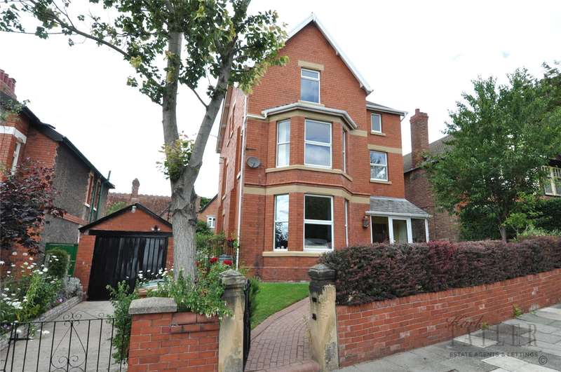 6 Bedrooms Detached House for sale in Townfield Road, West Kirby, Wirral