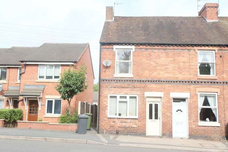 2 Bedrooms Terraced House for sale in Stourbridge Road, Kidderminster DY10 2QB