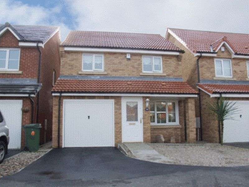 3 Bedrooms Terraced House for sale in Kestrel Way, Durham