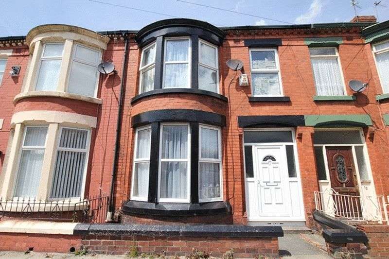 3 Bedrooms Terraced House for sale in Gorseburn Road, Tuebrook, Liverpool, L13