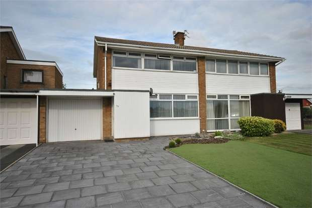 3 Bedrooms Semi Detached House for sale in 79 Oxford Road, LYTHAM ST ANNES, Lancashire