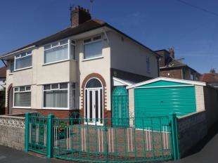 3 Bedrooms Semi Detached House for sale in Marina Avenue, Liverpool, Merseyside, L21