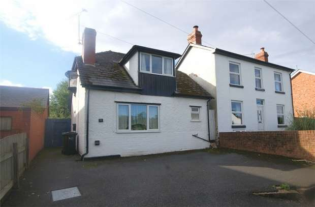 2 Bedrooms Detached House for sale in HEREFORD