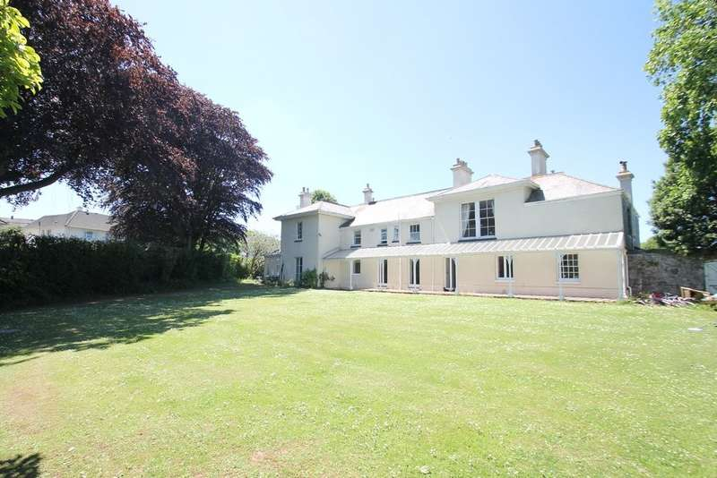 6 Bedrooms Detached House for sale in Plymstock