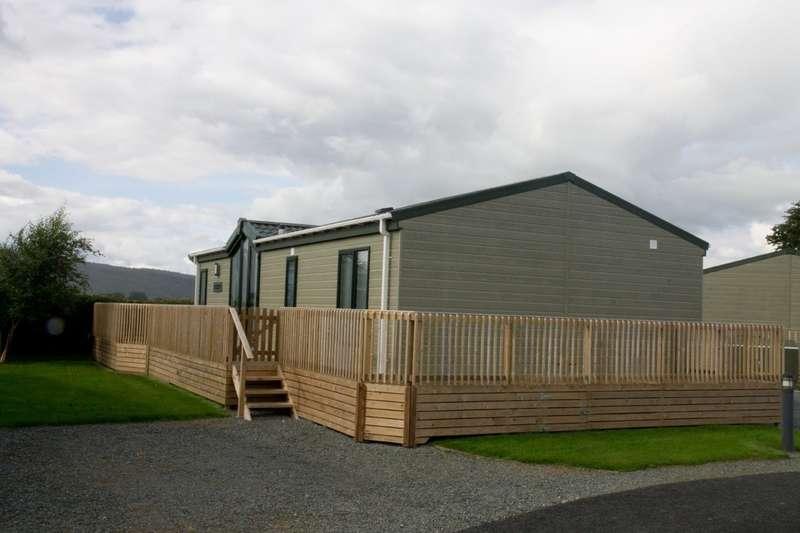 2 Bedrooms Mobile Home for sale in Levens 9 Sampool Park, Levens, Near Kendal, Cumbria, LA8 8EQ