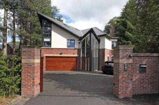 5 Bedrooms Detached House for sale in Wilmslow Park South, Wilmslow, Cheshire