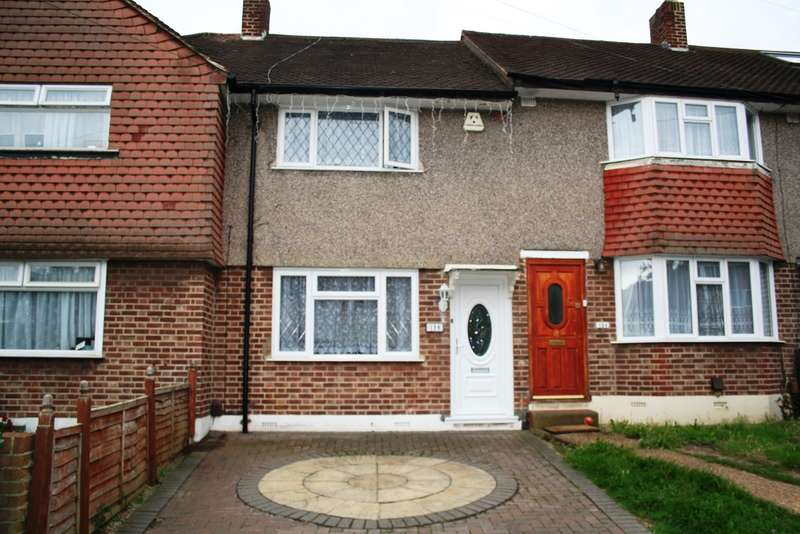 2 Bedrooms Terraced House for sale in Buckhurst Avenue, Carshalton, SM5