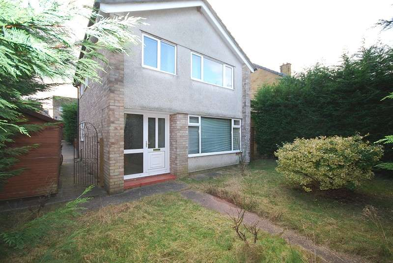 3 Bedrooms Detached House for sale in Pilton Vale, Malpas, Newport, South Wales. NP20 6LG