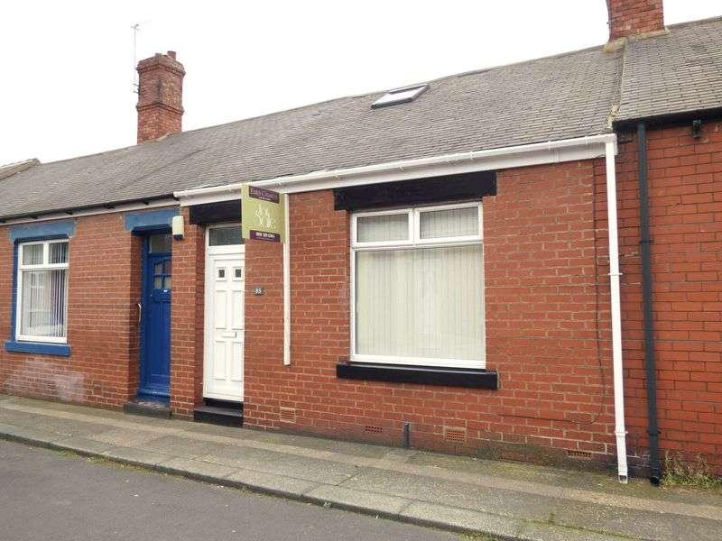 1 Bedroom Terraced House for sale in Kitchener Street, Sunderland