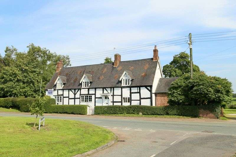 4 Bedrooms Detached House for sale in Seighford, Stafford