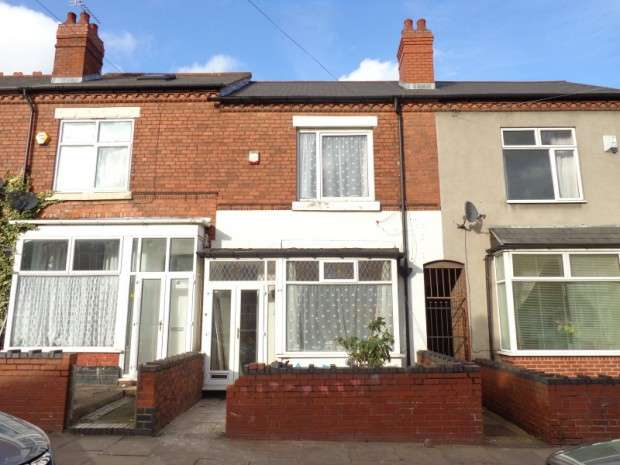 3 Bedrooms Terraced House for sale in Aylesford Road, Handsworth, B21