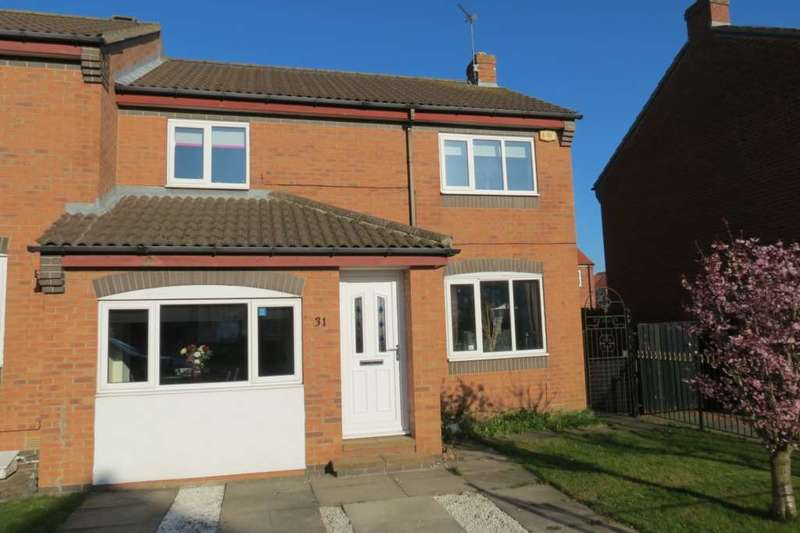 3 Bedrooms Semi Detached House for sale in Ings Lane, Brotton