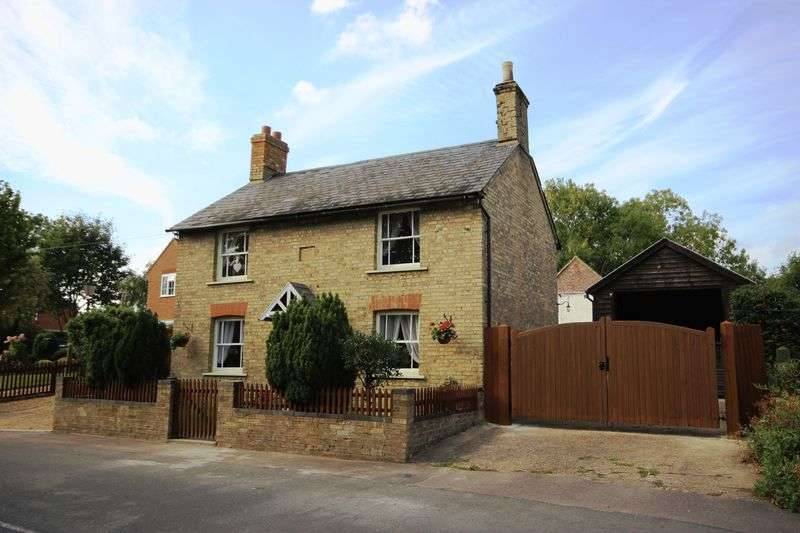 4 Bedrooms Detached House for sale in Phenix House, High Street, Wilden, Bedford, Bedfordshire