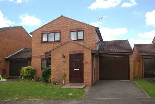 3 Bedrooms Detached House for sale in LEOMINSTER