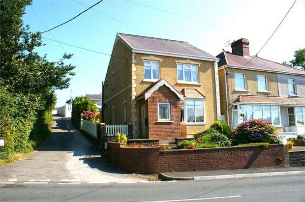 3 Bedrooms Detached House for sale in Swiss Valley, Llanelli, Carmarthenshire