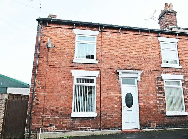 2 Bedrooms Terraced House for sale in Church Street, Stoke-On-Trent